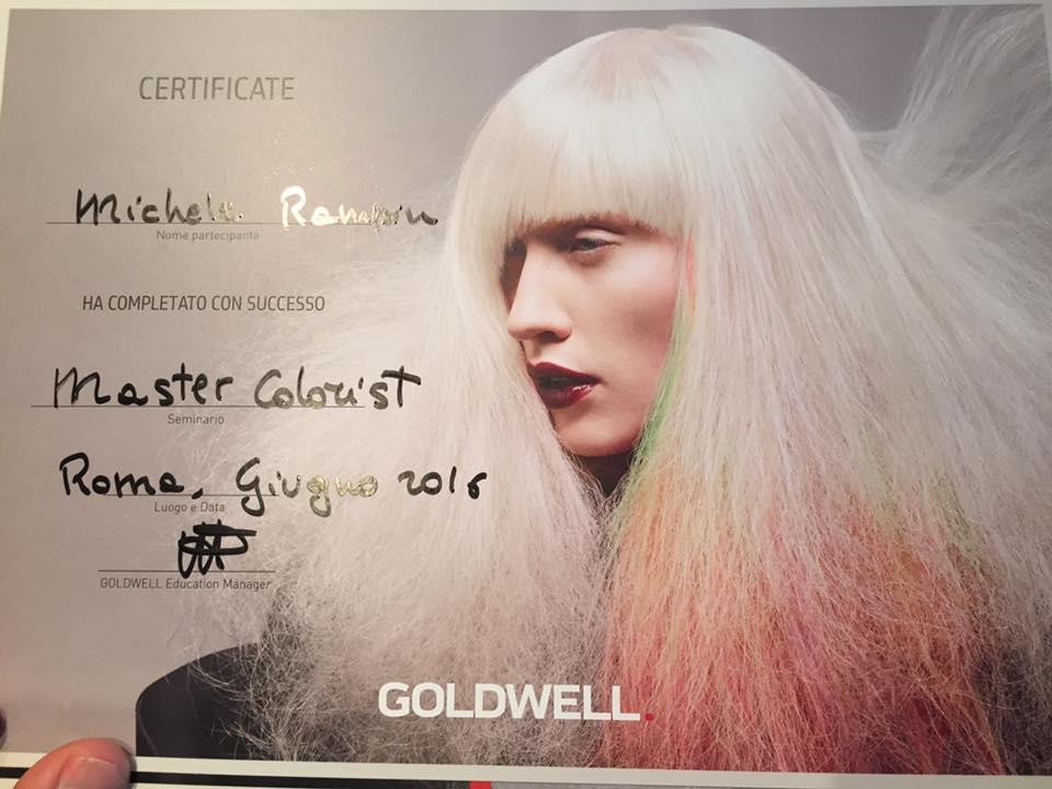 Corso Master Colorist Goldwell